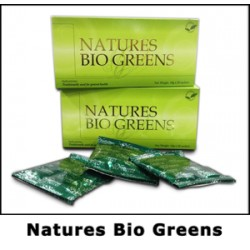 Natures Bio Greens Grade A High-End Fibre 10g x 20 sachets/ box